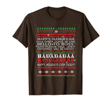 Load image into Gallery viewer, Monica have a happy Hanukkah T-Shirt