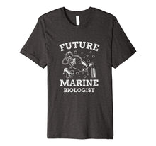 Load image into Gallery viewer, Marine Biology Shirt Future Marine Biologist Science Diver