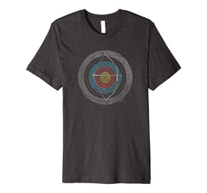 Archery T-Shirt for the Bow and Arrow or Longbow Lover
