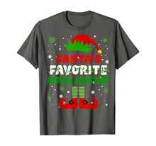 Load image into Gallery viewer, Santa's Favorite Medical Assistant Cute Christmas Gifts T-Shirt