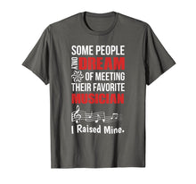 Load image into Gallery viewer, Musician Mom Mother's Day 2018 T-Shirt