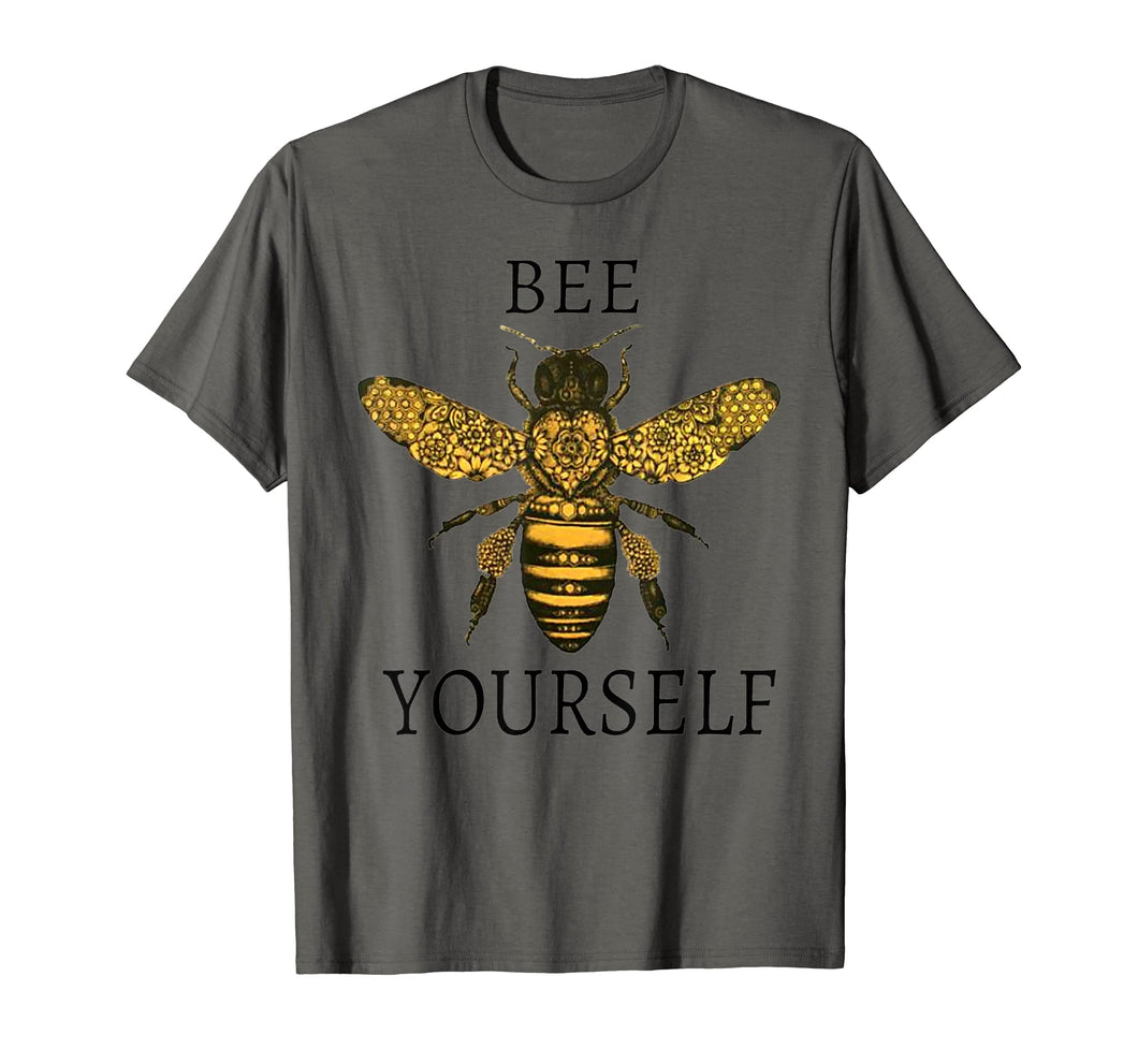 Bee yourself t-shirt I Bee-Lieve in You! You Can Do It! Cute