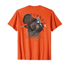 Load image into Gallery viewer, Turkey Hunting T Shirt Back