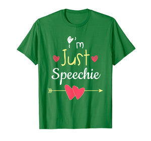 SLP Shirts Speech Language Pathologist gifts Speech Therapy T-Shirt