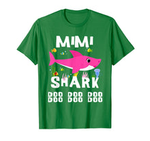 Load image into Gallery viewer, Mimi Shark T Shirt Mother Grandma Mother's Day Christmas