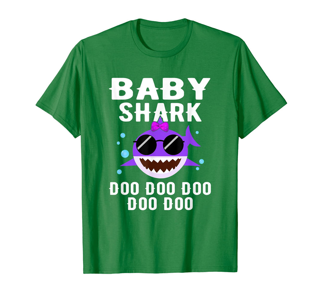 Baby Shark Doo Doo T-shirt for boys girls Kids