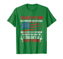 Load image into Gallery viewer, Meaning T-Shirt For Army Son. Gift Ideas From Dad/Mom.