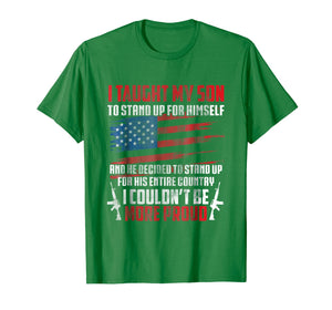 Meaning T-Shirt For Army Son. Gift Ideas From Dad/Mom.