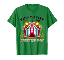 Load image into Gallery viewer, Ringmaster of the Shitshow  - Welcome to the Shitshow T-Shirt