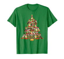 Load image into Gallery viewer, Owl Xmas Tree Merry Christmas Funny Owl Lover Gifts T-Shirt
