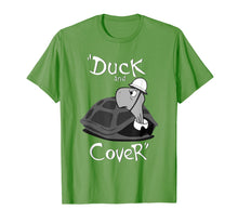 Load image into Gallery viewer, Duck and Cover - Vintage Cold War T-Shirt