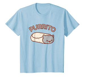 Kawaii T-Shirt: PURRITO Cat