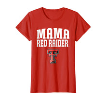 Load image into Gallery viewer, Texas Tech Red Raiders Mama Mascot T-Shirt - Apparel