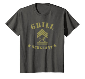 Grill Sergeant Shirts for Men Father's day Gift