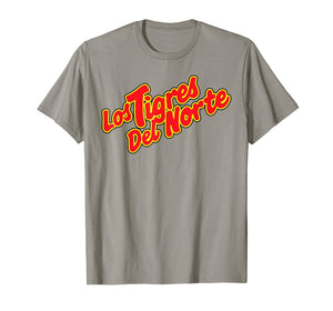 Los Tigres del Norte Mexican Band T-Shirt