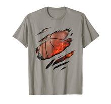 Load image into Gallery viewer, Basketball in me T-Shirt, Basketballshirt