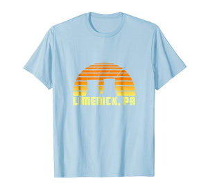 Retro Limerick Pennsylvania Shirt