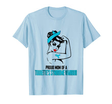 Load image into Gallery viewer, Proud Mom Of A Tourette's Syndrome Warrior Shirt For Women