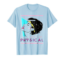 Load image into Gallery viewer, LET'S GET PHYSICAL T-SHIRT