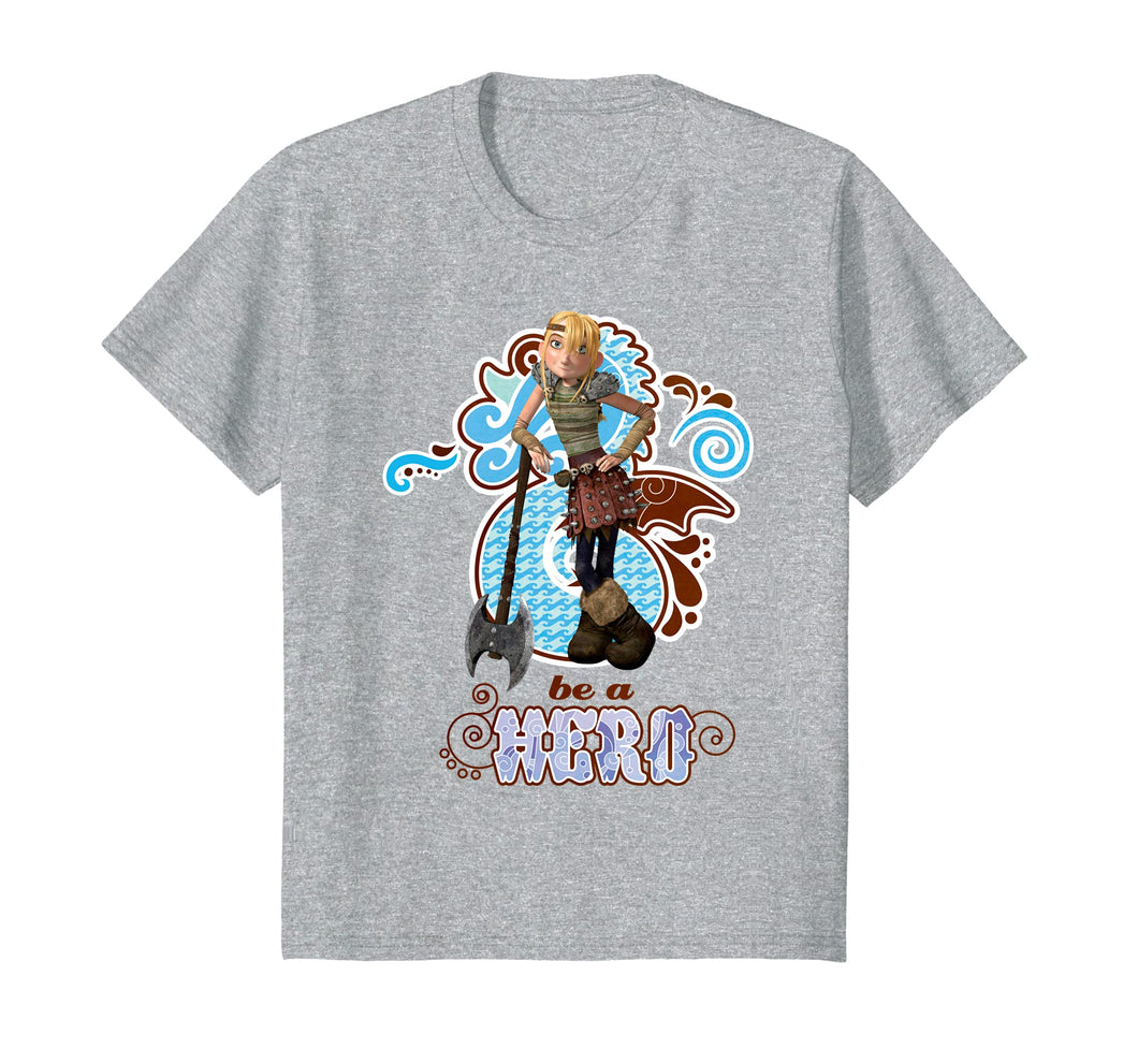 Kids DreamWorks' Dragons: Be a Hero Atrid T-Shirt