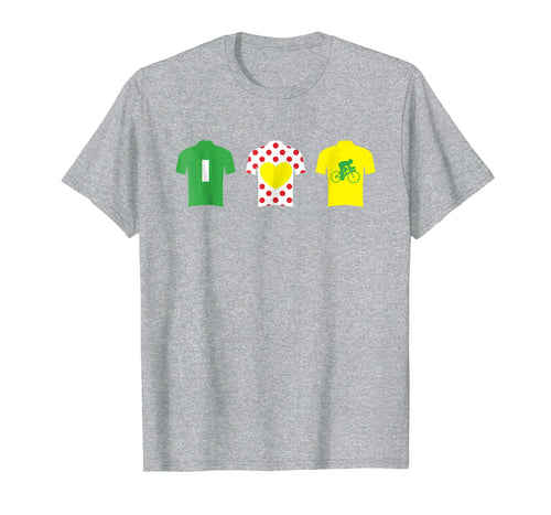 Love Tour France T shirt