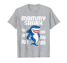 Load image into Gallery viewer, Mommy Shark T-shirt Doo Doo Doo - Mother's Day Gift Tee 1