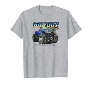 BIGFOOT #1 The Original Monster Truck T-Shirt (Color Opts 2)