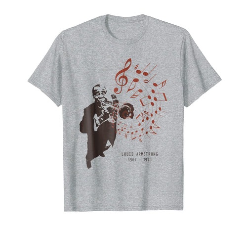 Louis Armstrong T Shirt, Original Design