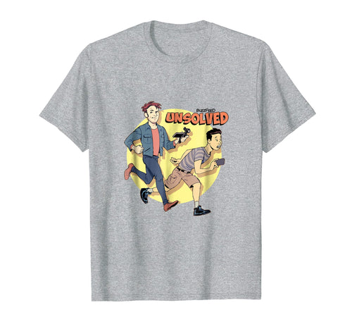 BuzzFeed Unsolved Saturday Morning T-Shirt