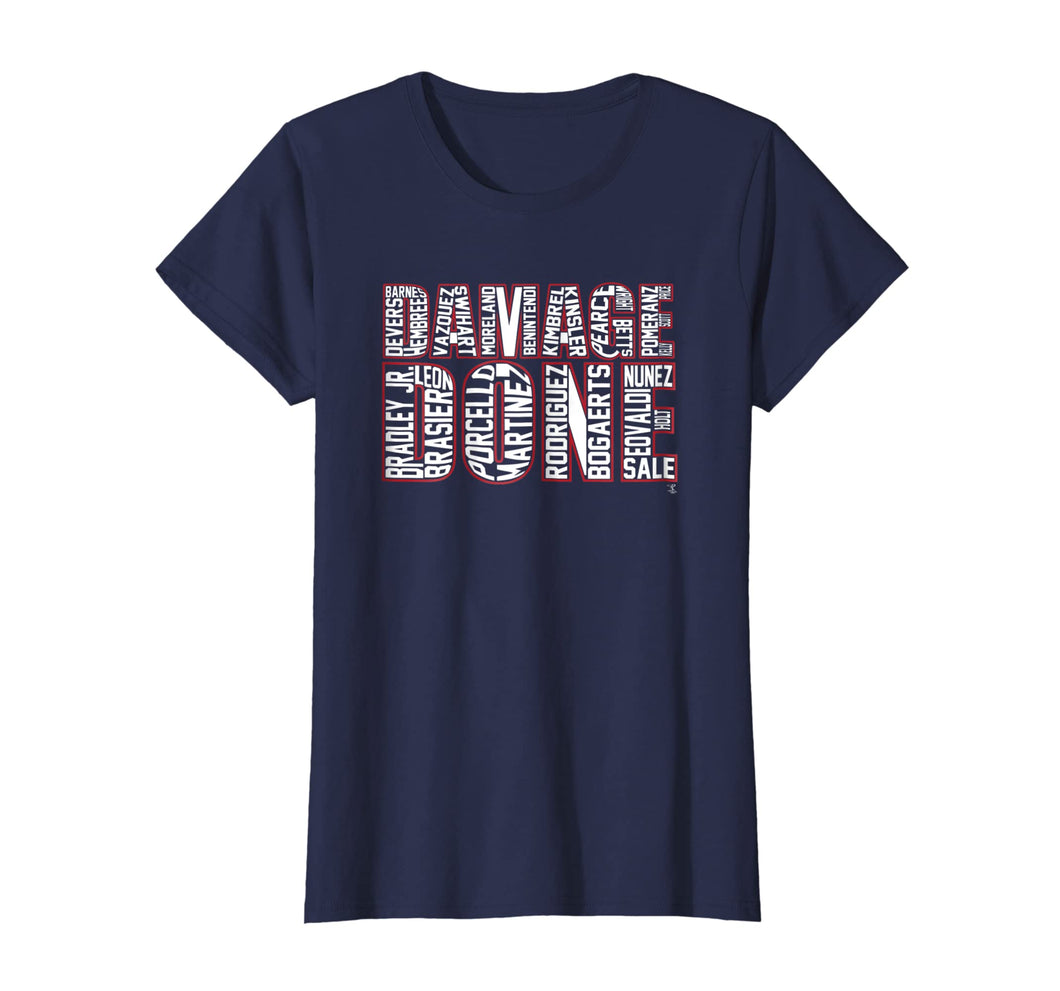 Chris Sale Damage Done - Boston Champions T-Shirt