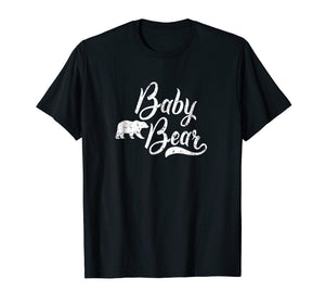 Baby Bear T-Shirt Cute Dating TShirt Gifts