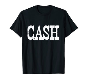 Vintage Cash Country Music T-shirt