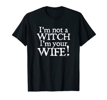 Load image into Gallery viewer, Princess Bride Witch Wife T-Shirt
