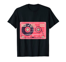 Load image into Gallery viewer, Baby Driver Cassette Tape T-Shirt