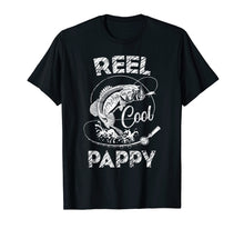 Load image into Gallery viewer, Reel Cool Pappy Father's Day Best Fishing Moments T-Shirt