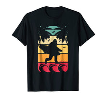 Load image into Gallery viewer, Bigfoot Shirt Surfing Surf Retro Vintage Men Women Kids Gift