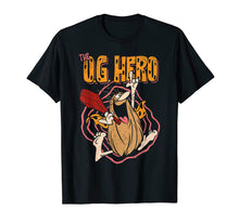 Load image into Gallery viewer, Captain Caveman OG Hero T Shirt