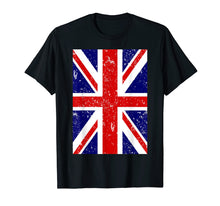 Load image into Gallery viewer, Union Jack flag shirt | National flag of United Kingdom UK