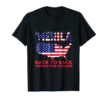 Load image into Gallery viewer, Merica Back To Back World War Champions, Champs Shirt