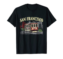 Load image into Gallery viewer, San Francisco Golden Gate Tshirt California Republic T-shirt