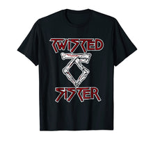 Load image into Gallery viewer, TWISTED t shirt SISTER STAY HUNGRY