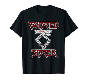 TWISTED t shirt SISTER STAY HUNGRY