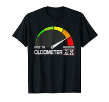 Load image into Gallery viewer, Oldometer 50 T-shirt Since 1969 50th Birthday Gift Funny