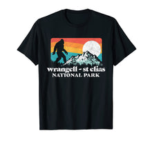 Load image into Gallery viewer, Wrangell St Elias National Park Bigfoot Mountains T-Shirt