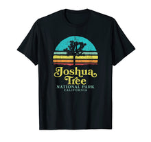 Load image into Gallery viewer, Vintage Joshua Tree National Park Retro T-Shirt