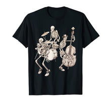 Load image into Gallery viewer, MIAPRINTSPRO Skull Band Shirt For Men