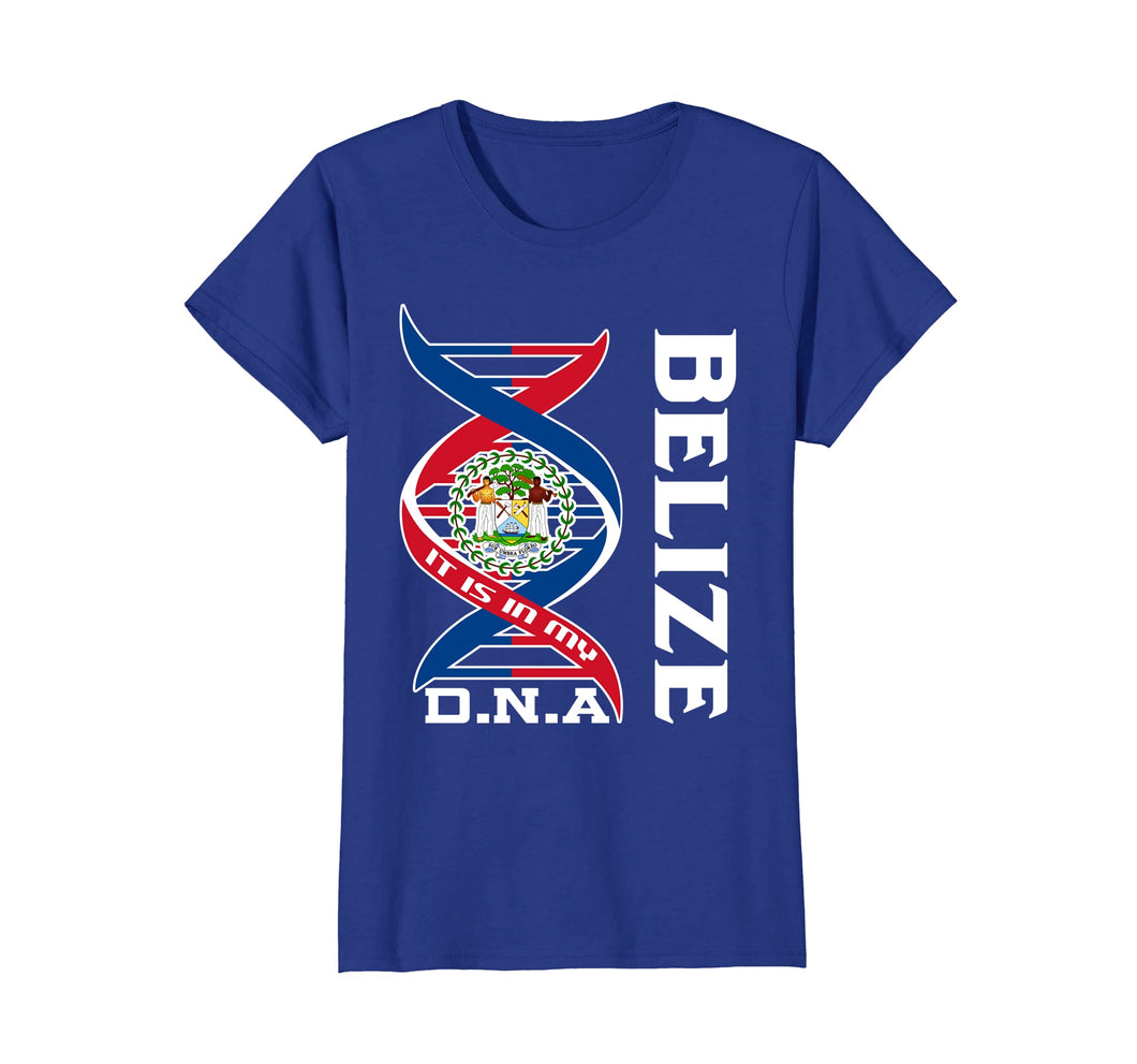 Belize It is my DNA.