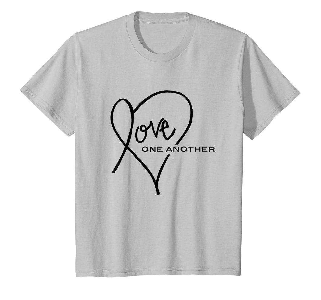 Love One Another Heart T-Shirt
