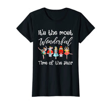 Load image into Gallery viewer, The Nutcracker Ballet Christmas Dance T Shirt