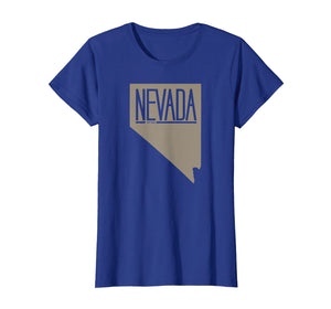 Nevada Home Shirt - NV State Pride Shirt